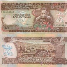 Billetes extranjeros: ETIOPIA N 48 - 10 BIRR DE 2006. S/C. Lote 91968660