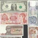 Billetes extranjeros: OCASION BONITA COLECCION DE BILLETES MUNDIALES VER FOTOS. Lote 42792645