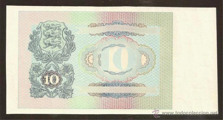 Billetes extranjeros: ESTONIA. 10 krooni 1940. 3 piezas. S/C. 3 x Pick 68. Ver descripción, imágenes. - Foto 6 - 43573687