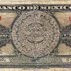 Billetes extranjeros: MÉXICO : 1 PESO 1970 MBC. Lote 43713983