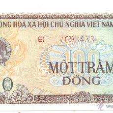 Billetes extranjeros: BILLETE VIETNAM. Lote 45135757