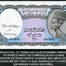 Billetes extranjeros: EGYPTO 5 PIASTRES AÑO 1940 SC ( NEFERTITI REINA EGYPCIA ) Nº2. Lote 159146712