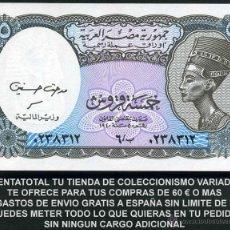 Billetes extranjeros: EGYPTO 5 PIASTRES AÑO 1940 SC ( NEFERTITI REINA EGYPCIA ) Nº5. Lote 142936213