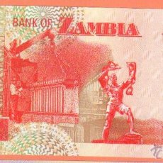 Billetes extranjeros: BONITO BILLETE DE ZAMBIA 50 KWACHA PLANCHA VER FOTO QUE NO TE FALTE EN TU COLECCION . Lote 50913495