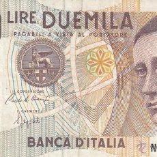 Billetes extranjeros: 0079 BILLETE ITALIA. Lote 54124707