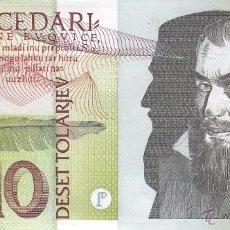 Billetes extranjeros: 0092 BILLETE ESLOVENIA . Lote 54179451