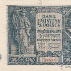Billetes extranjeros: 0124 BILLETE POLONIA. Lote 54180250