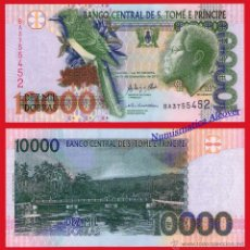 Billetes extranjeros: SANTO TOME Y PRÍNCIPE 10000 DOBRAS 2004 PICK 66 B - SC. Lote 57918221
