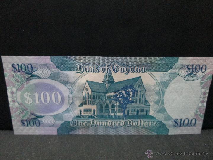 Billetes extranjeros: 100 dollars guayana sc - Foto 2 - 54677877