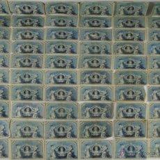 Billetes extranjeros: BI-051 - LOTE DE 60 BILLETES DE 100 MARCOS ALEMANES. 1908.. Lote 50352105