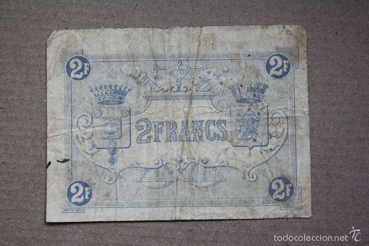 billetes extranjeros francia chambre du commerce de boulogne sur mer 2