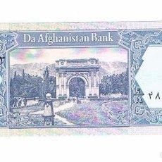 Billetes extranjeros: BILLETE NUEVO AFGANISTÁN 2 . Lote 55339173