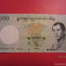 Billetes extranjeros: BHUTAN 100 NGULTRUM 2006 P-32 UNC. Lote 211256960