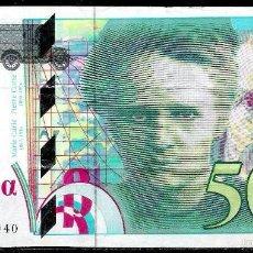 Billetes extranjeros: 500 FRANCOS 1994 P160A MBC/MBC+. Lote 95677810