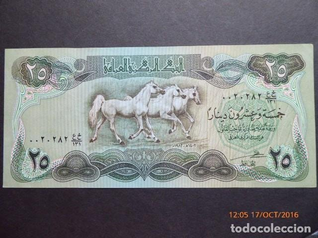 billete iraq