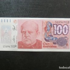 Billetes extranjeros: BILLETE - PLANCHA - ARGENTINA. Lote 64513611
