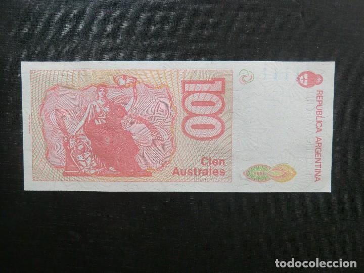 Billetes extranjeros: BILLETE - PLANCHA - ARGENTINA - Foto 2 - 64513611