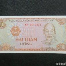 Billetes extranjeros: BILLETE - PLANCHA - VIETNAM. Lote 64514063