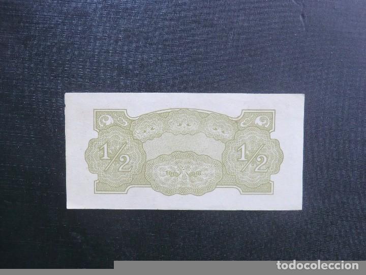 Billetes extranjeros: BILLETE - PLANCHA - BIRMANIA - Foto 2 - 64514299