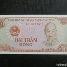Billetes extranjeros: BILLETE - PLANCHA - VIETNAM. Lote 64515971