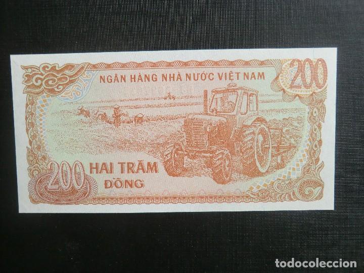 Billetes extranjeros: BILLETE - PLANCHA - VIETNAM - Foto 2 - 64515971
