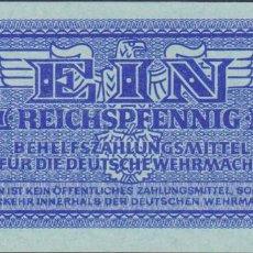 Billetes extranjeros: BILLETES - GERMANY-ALEMANIA 1 REICHSPFENNIG 1942 - PICK-M32 (SC). Lote 174044270