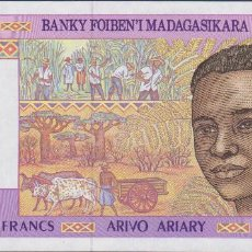 Billetes extranjeros: BILLETES - MADAGASCAR - 5000 ARIARY (1995) - SERIE A 33522203 - PICK-78B (SC). Lote 221400918