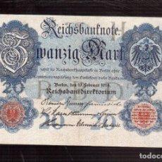 Billetes extranjeros: BILLETES DE EUROPA ALEMANIA. Lote 68023741