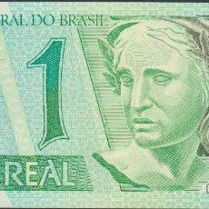 Billetes extranjeros: BILLETES - BRASIL - 1 REAL (1997) - SERIE C 3183052058 B - PICK-243AA (SC). Lote 143660109