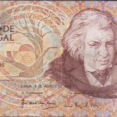 Billetes extranjeros: BILLETES - PORTUGAL 500 ESCUDOS 1988 - SERIE ARC - PICK-180B (MBC+). Lote 69692357