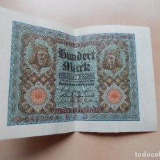 Billetes extranjeros: 100 MARCOS SIN CIRCULAR. Lote 69744037