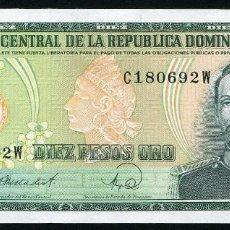 Billetes extranjeros: REPUBLICA DOMINICANA 10 PESOS 1988 PICK. 119 C - S/C. Lote 70558141
