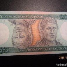 Billetes extranjeros: BRASIL 200 CRUZEIROS 1984 P-199 UNC. Lote 71097165