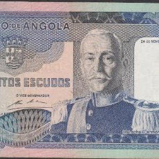 Billetes extranjeros: BILLETES - ANGOLA 500 ESCUDOS 1972 - SERIE JC - PICK-102 (MBC+). Lote 71540595
