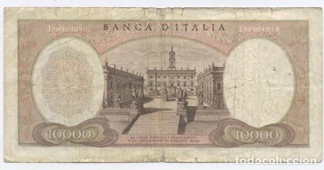 Billetes extranjeros: ITALIA-10000 LIRAS - Foto 2 - 76926613