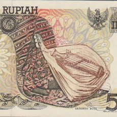 Billetes extranjeros - BILLETES INDONESIA - 5000 rupias 1992/99 - serie MNL223147 - pick-130h (SC) - 143603357