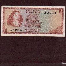Billetes extranjeros: ESCASO BILLETE DE SUDAFRICA EL DE LAS FOTOS VER TODOS MIS LOTES DE BILLETES . Lote 85817960