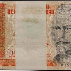 Billetes extranjeros: PERU 100 BILLETES 50 INTIS 1987 S/C. Lote 86075404