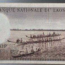 Billetes extranjeros: LAOS. LAO. 1000 KIPS DE 1963. Lote 88988106