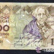 Billetes extranjeros: PORTUGAL - 1.000 ESCUDOS 1988 P.181 EBC . Lote 94132210