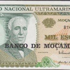 Billetes extranjeros: BILLETES MOZAMBIQUE - 1000 ESCUDOS 1972 - SERIE B 764626 - PICK-119. Lote 156919298