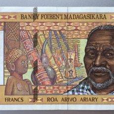 Billetes extranjeros: MADAGASCAR. 10000 FRANCOS. Lote 97398368