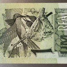 Billetes extranjeros: BRASIL. 1 REAL. Lote 102831515