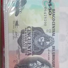 International Banknotes - BILLETE PLANCHA URUGUAY - 103815091