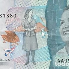 Billetes extranjeros: COLOMBIA- 2000 PESOS-2015. Lote 104283751