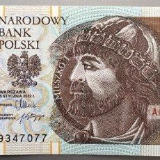Billetes extranjeros: POLONIA. 10 ZLOTYCH. Lote 104415074