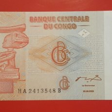 Billetes extranjeros: BILLETE CONGO 10 FRANCS 2003 SC. Lote 105400919
