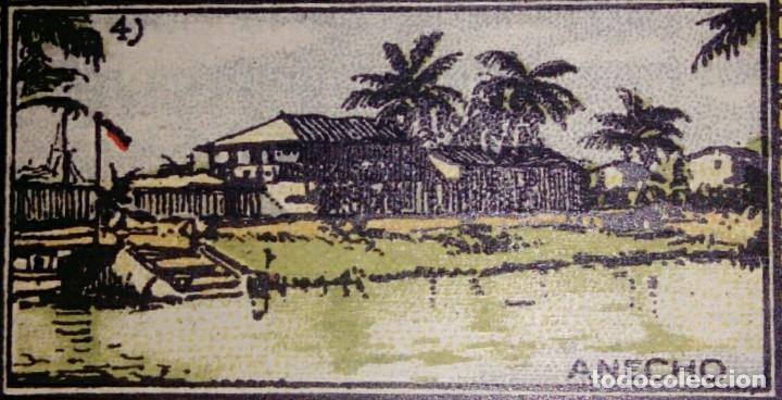 Billetes extranjeros: ALEMANIA NOTGELD/TOGO. 50 PFENNIG 1922. SC. - Foto 3 - 106091119