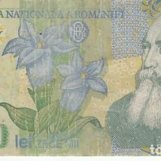 Billetes extranjeros: RUMANIA- 10000 LEI- 2000. Lote 108844571