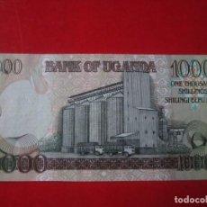 Billetes extranjeros: UGANDA. BILLETE DE 1000 SHILLINGS. 2005. Lote 109333803